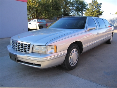 1999 Cadillac Special Chassis Hearse